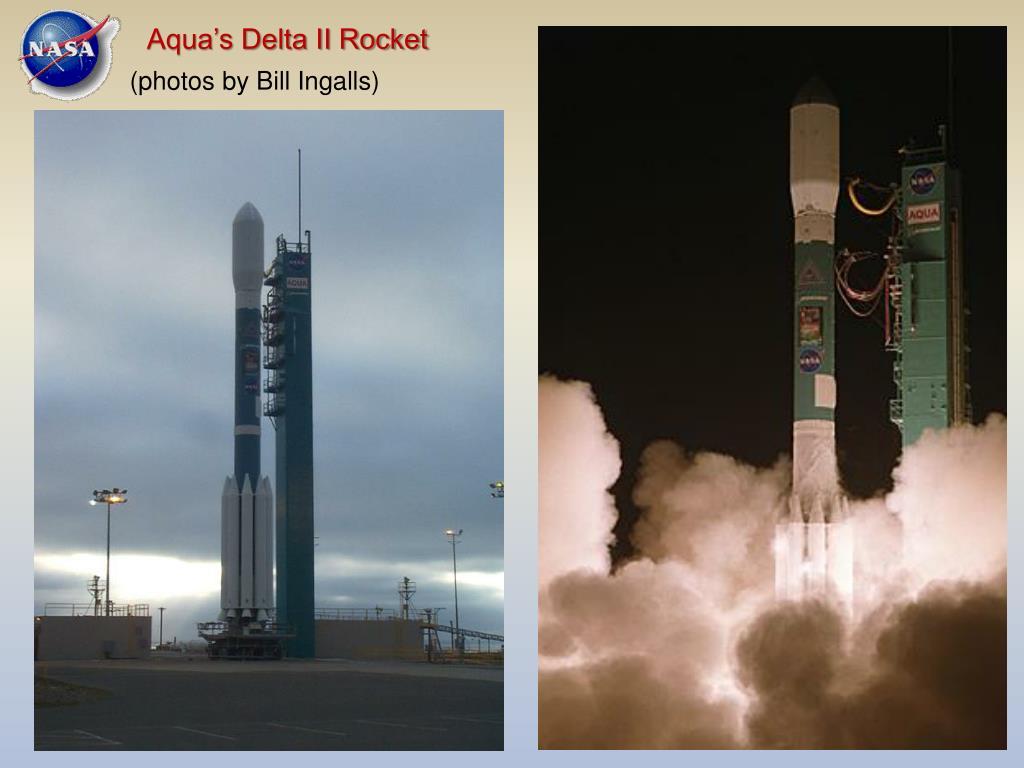Aqua's Delta II Rocket