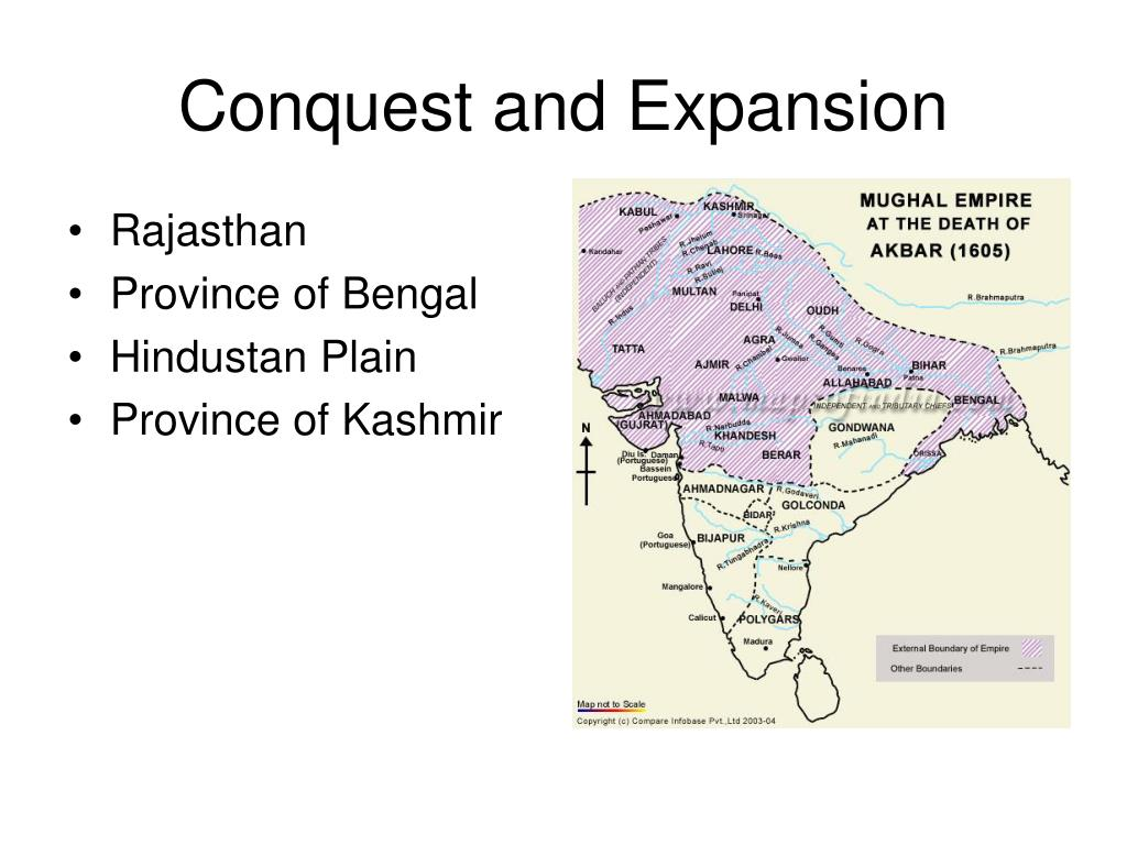 Conquest and Expansion