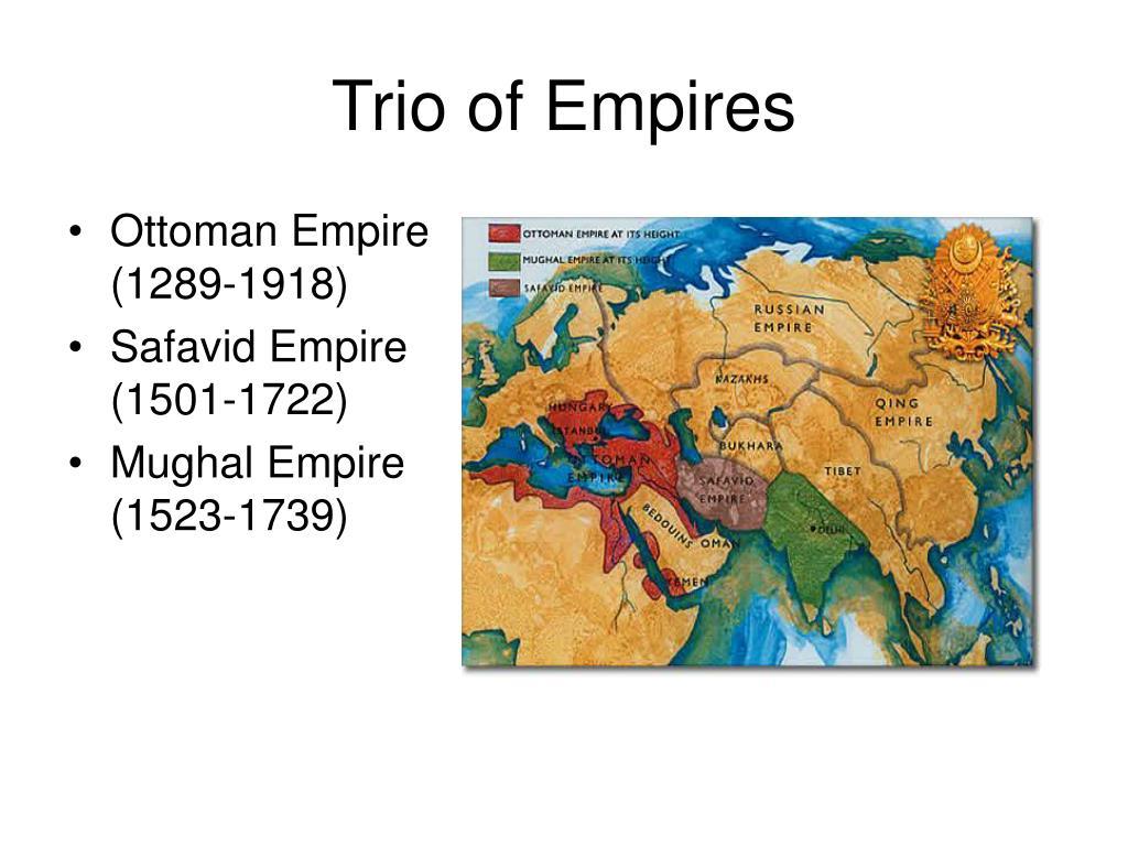 Trio of Empires