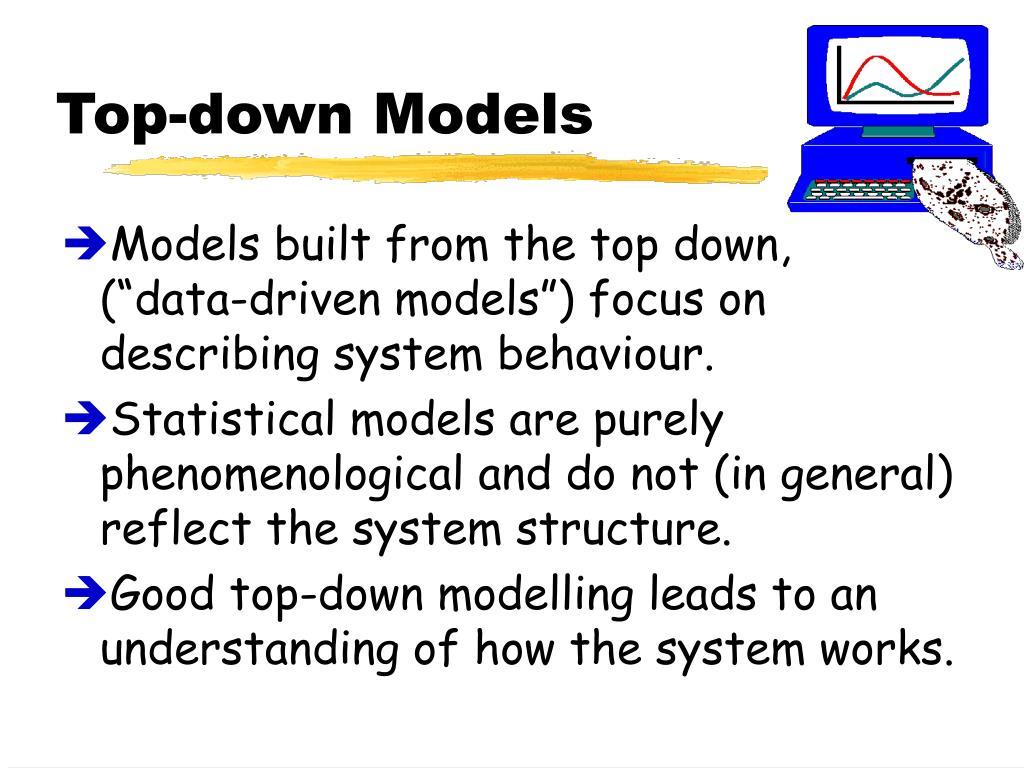 Top-down Models