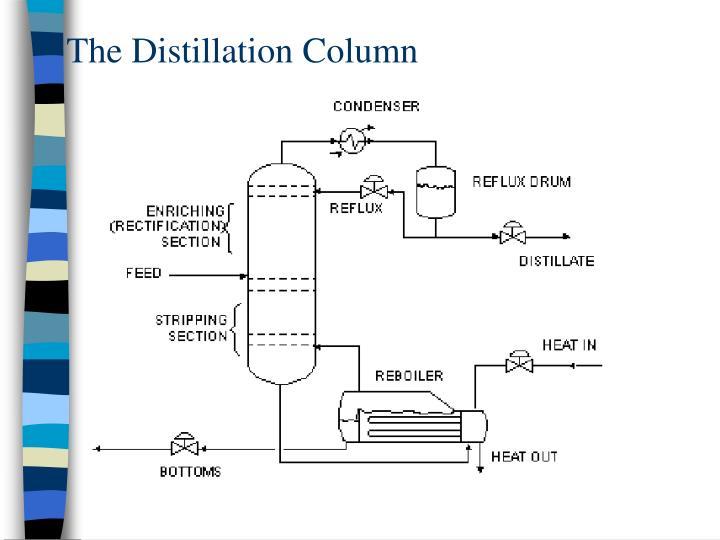 The Distillation Column