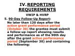 iv reporting requirements33