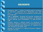 bibliograf a