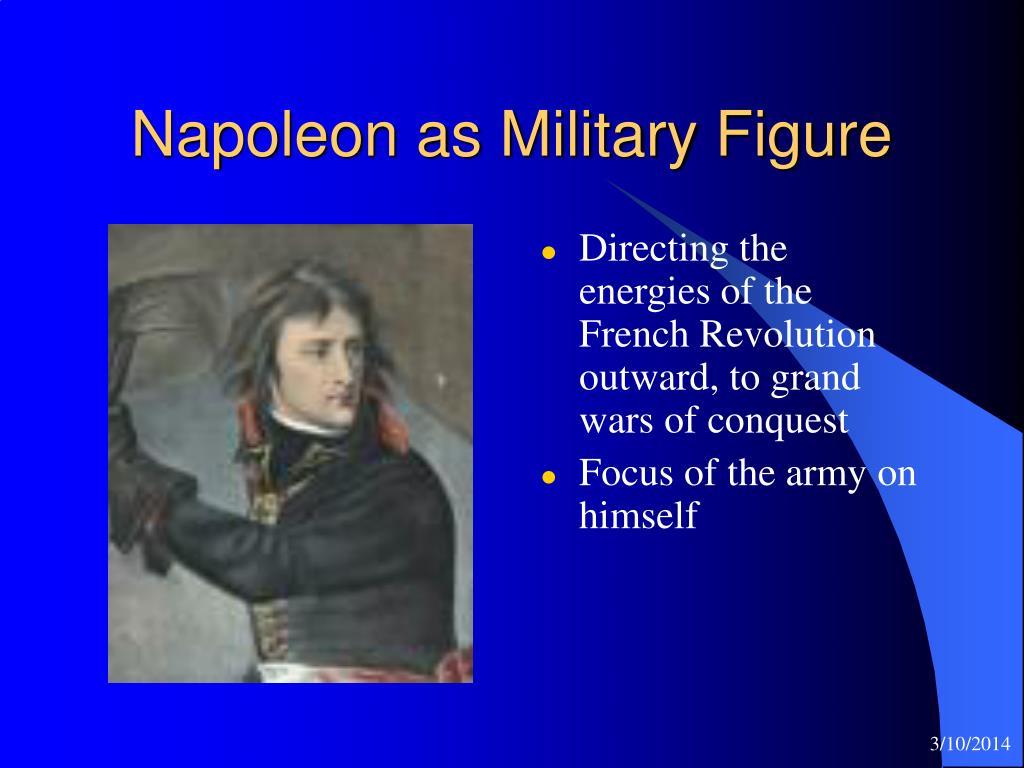 Napoleon as Military Figure