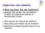 adjectives and adverbs11