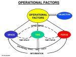operational factors17
