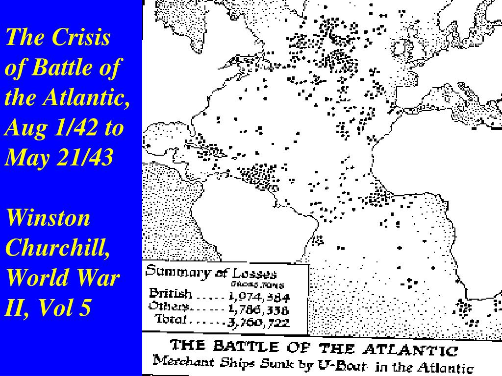 The Crisis of Battle of the Atlantic,