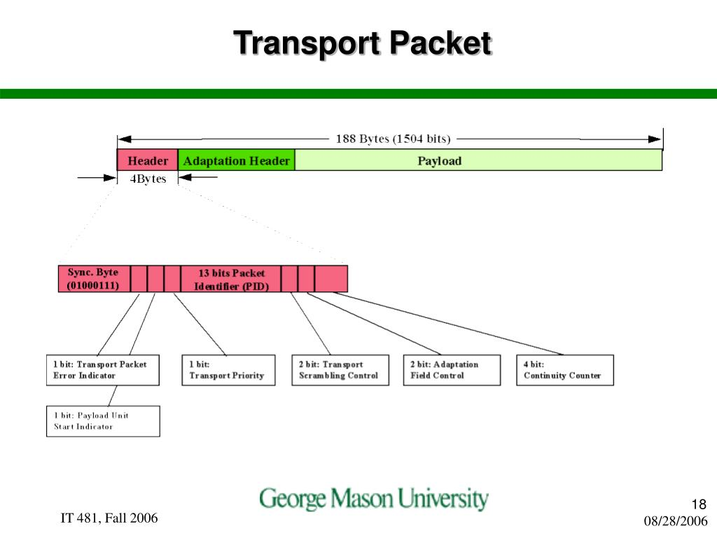 Transport Packet