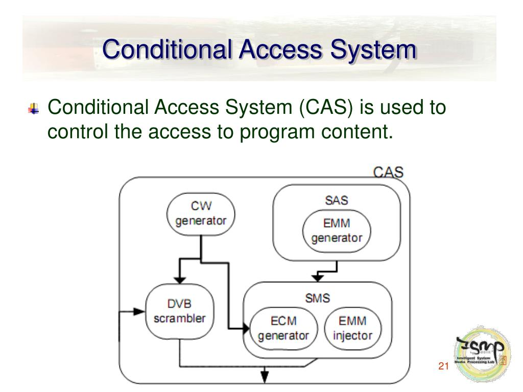Conditional Access System