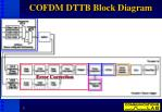 cofdm dttb block diagram