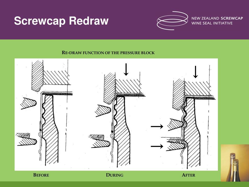 Screwcap Redraw