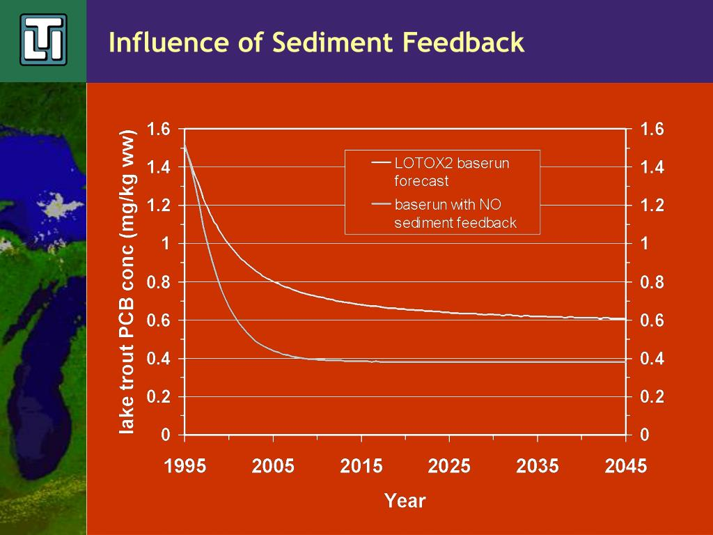 Influence of Sediment Feedback