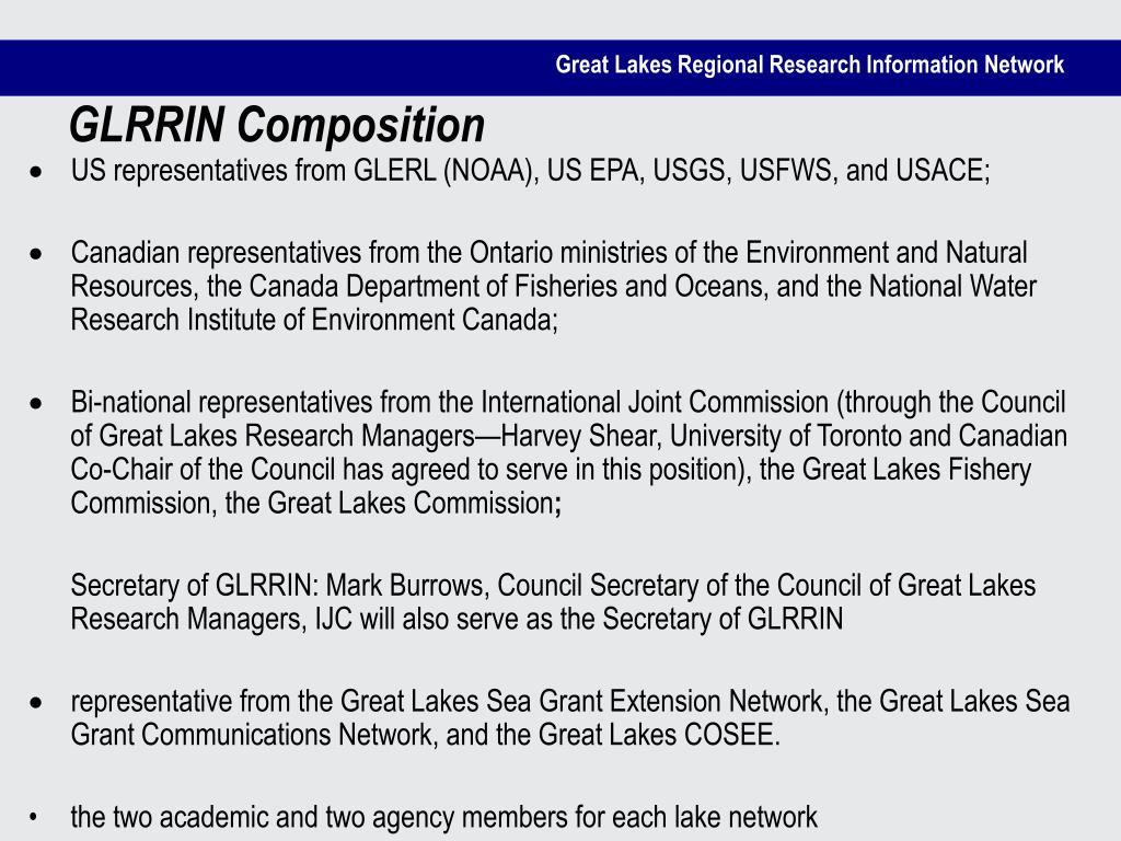 GLRRIN Composition