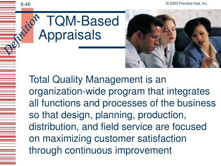 TQM-Based