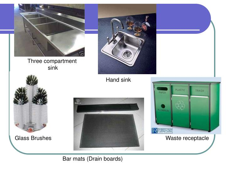 Three compartment