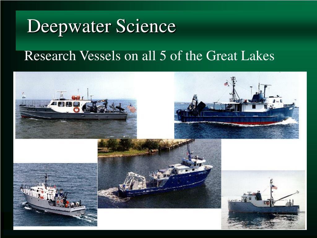 Deepwater Science