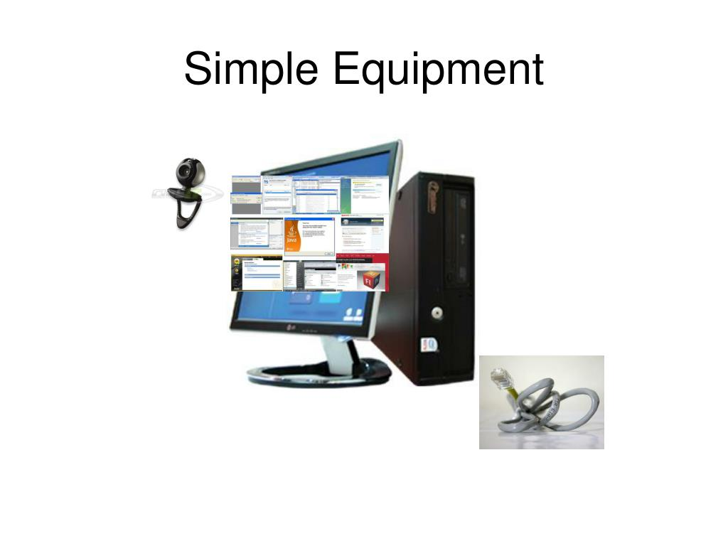 Simple Equipment