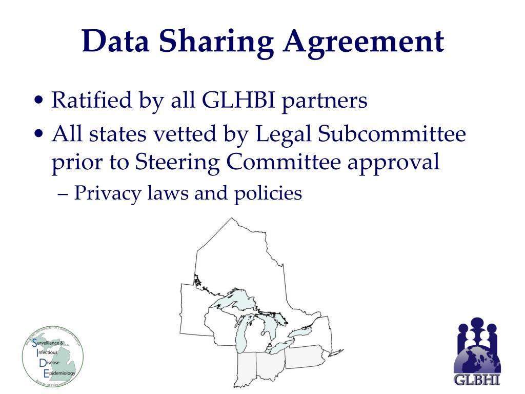 Data Sharing Agreement