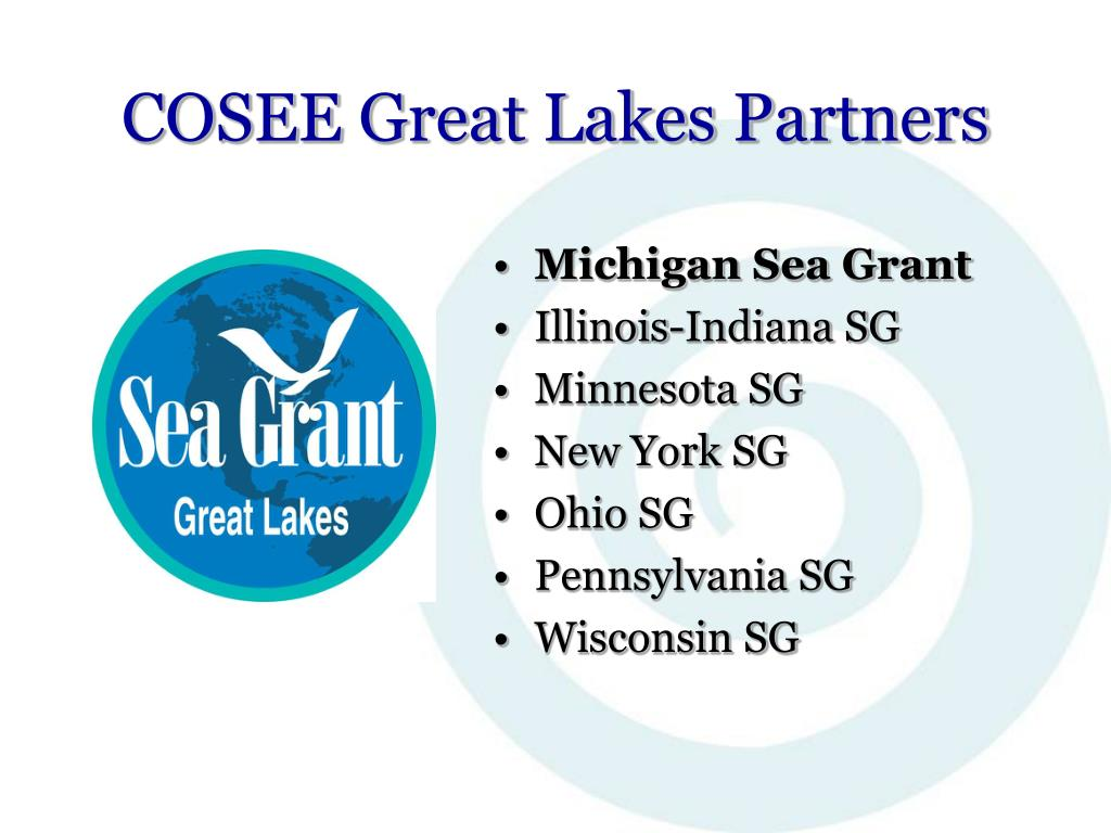 COSEE Great Lakes Partners