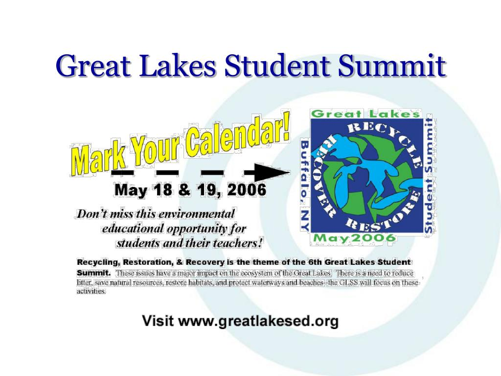 Great Lakes Student Summit