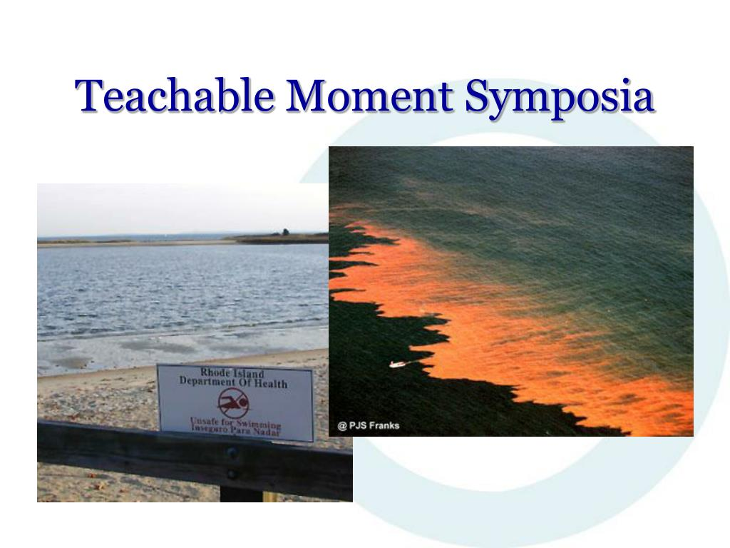Teachable Moment Symposia
