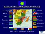 southern africa development community