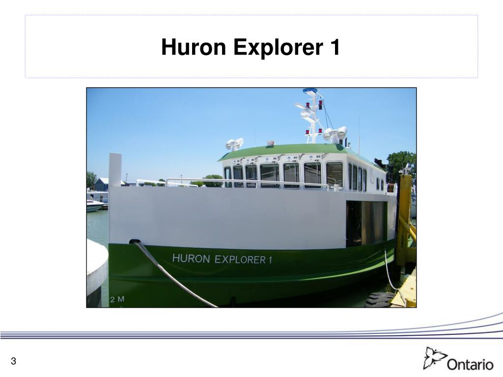 Huron Explorer 1