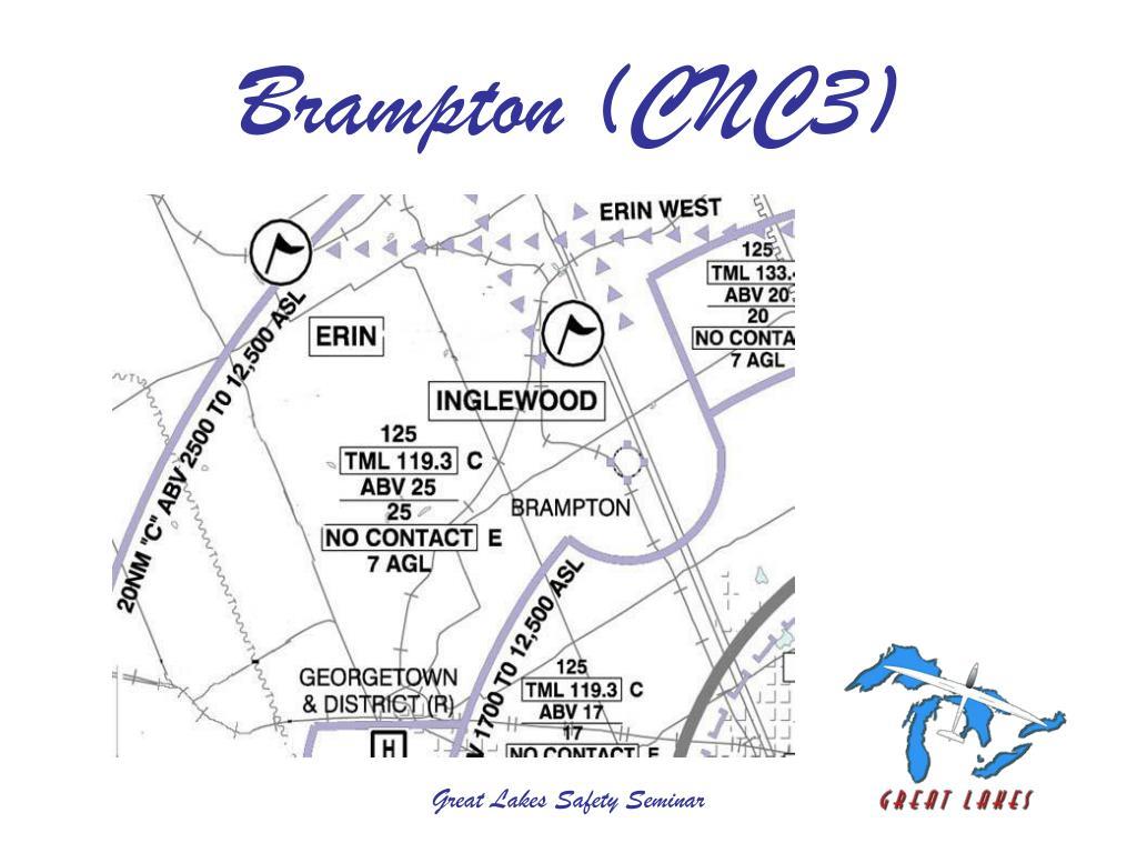 Brampton (CNC3)