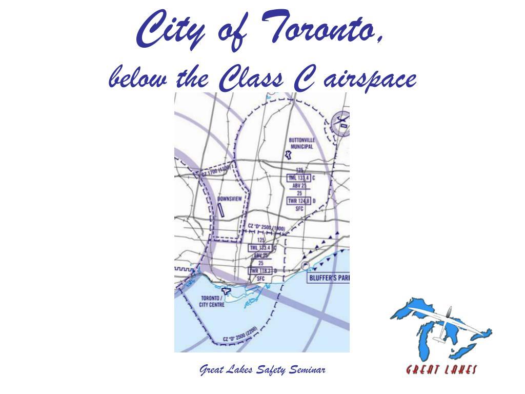 City of Toronto,