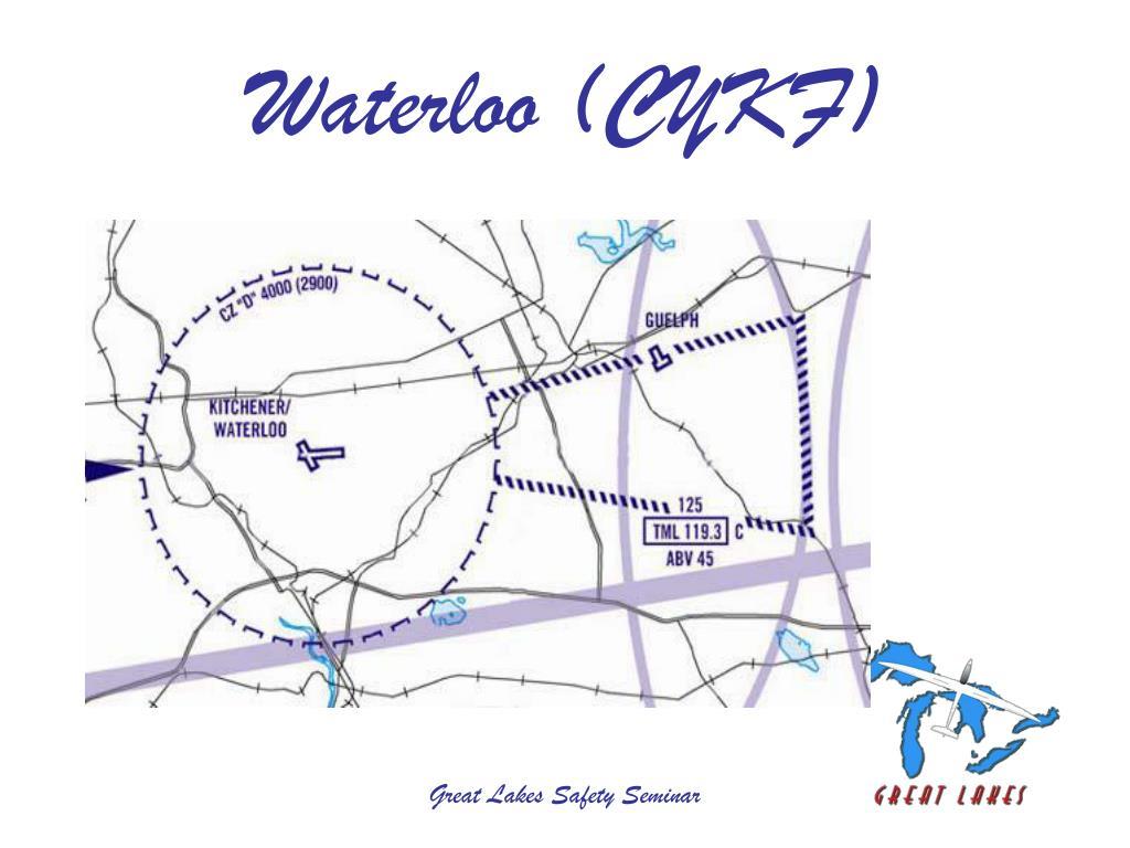 Waterloo (CYKF)