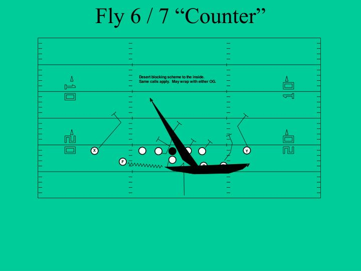 "Fly 6 / 7 ""Counter"""