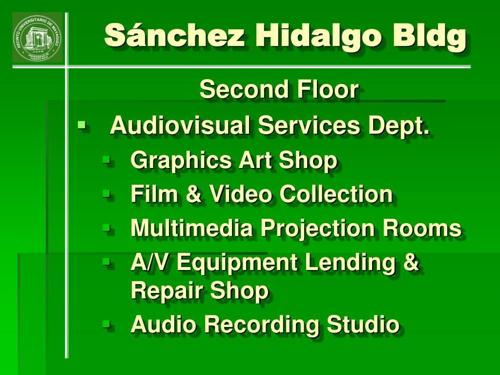 Sánchez Hidalgo Bldg