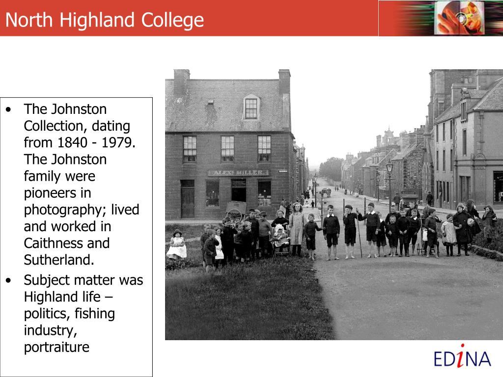 North Highland College