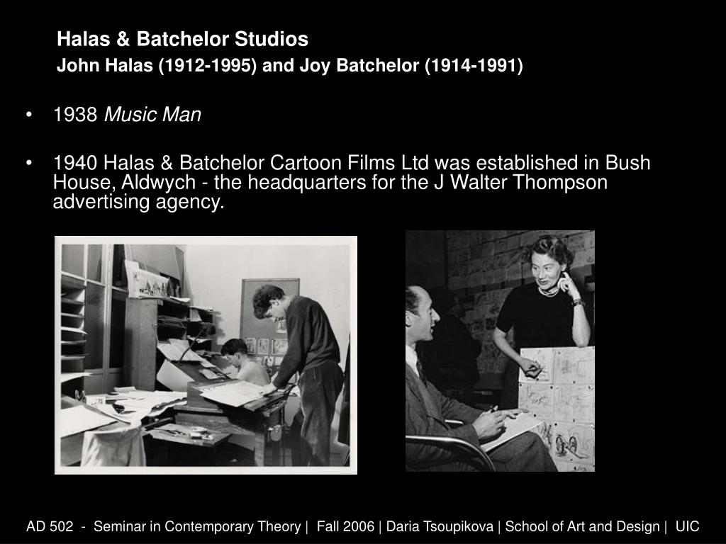 Halas & Batchelor Studios