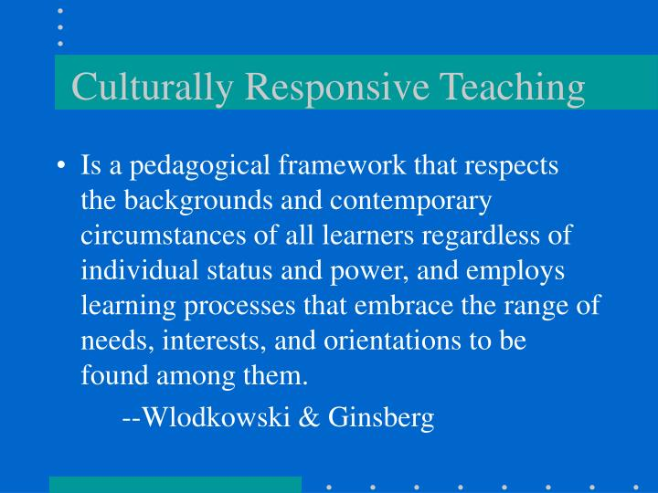 Culturally responsive teaching3
