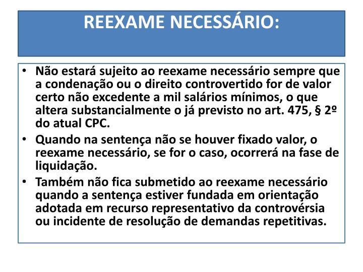 REEXAME