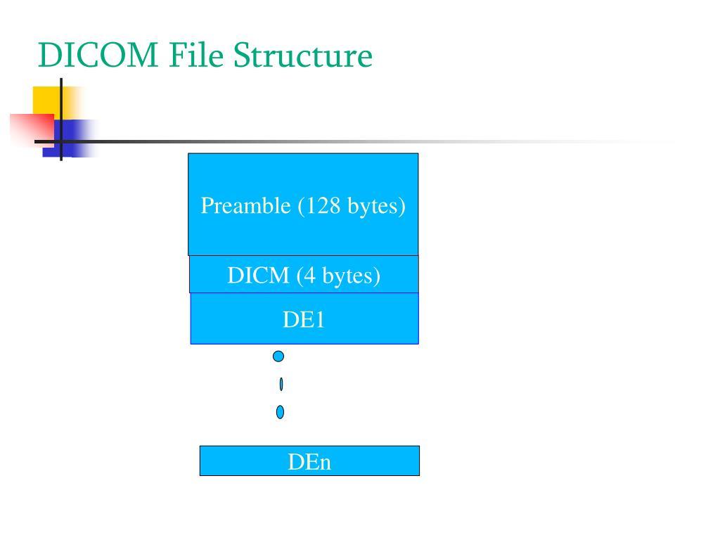 DICOM File Structure