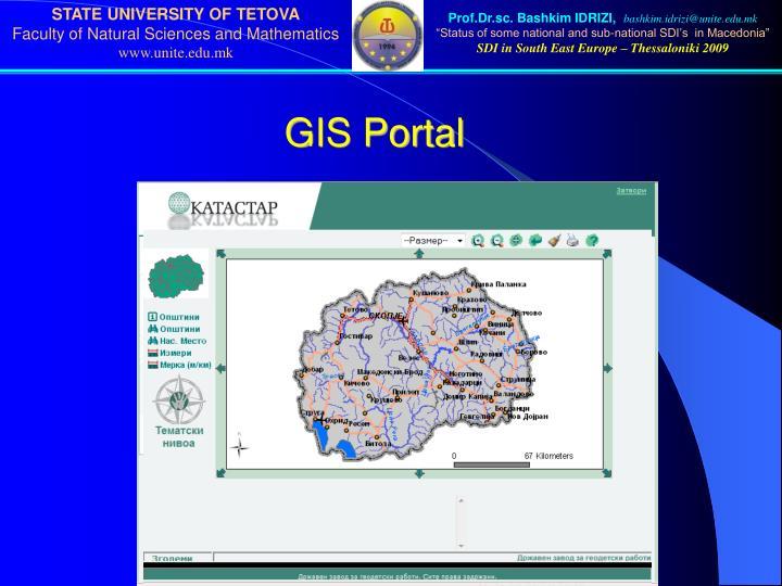 GIS Portal