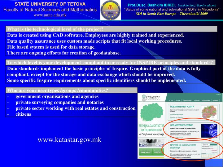 www.katastar.gov.mk