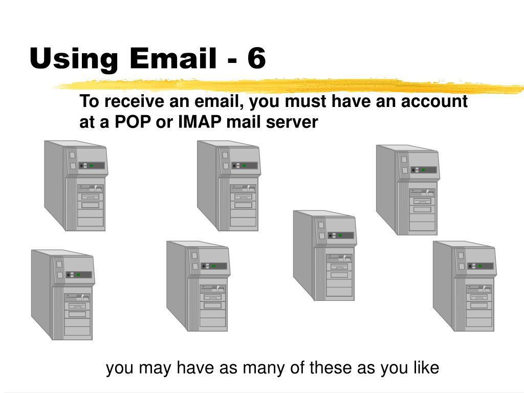 Using Email - 6