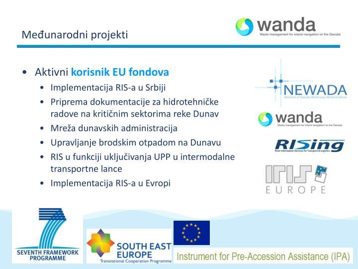 Međunarodni projekti
