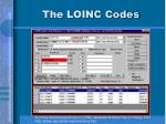 the loinc codes32