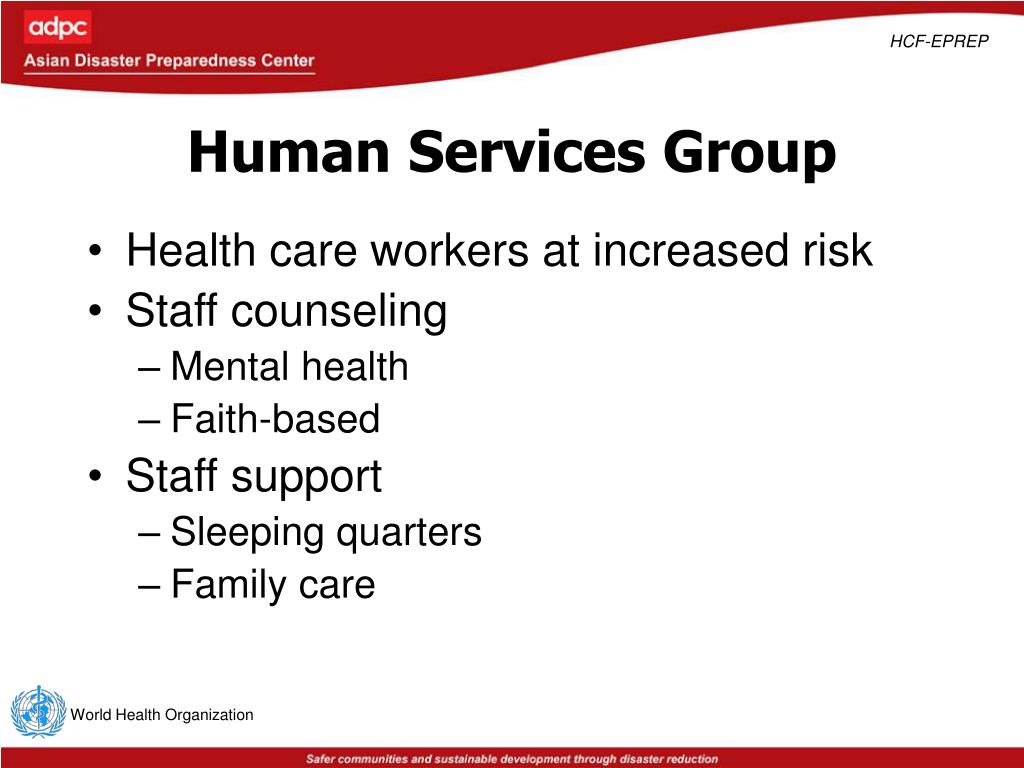 Human Services Group