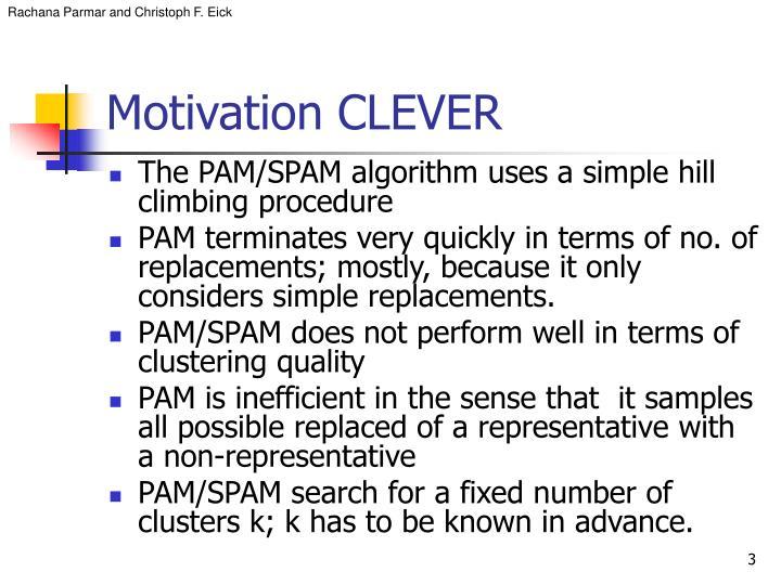 Motivation CLEVER