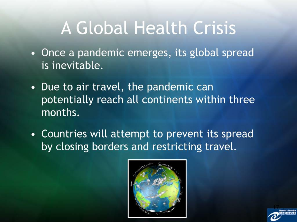 A Global Health Crisis