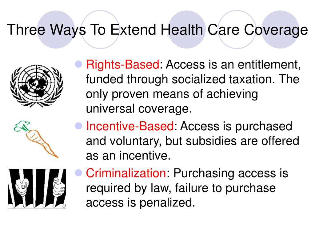 Three Ways To Extend Health Care Coverage