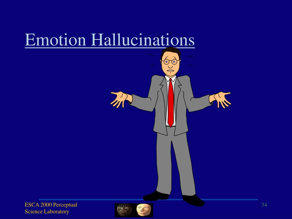 Emotion Hallucinations