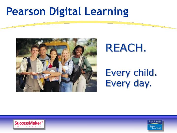 Pearson Digital Learning