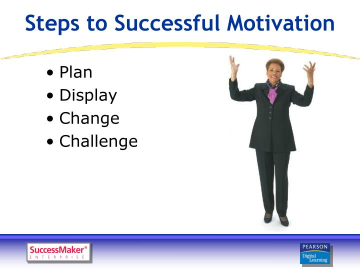 Steps to Successful Motivation