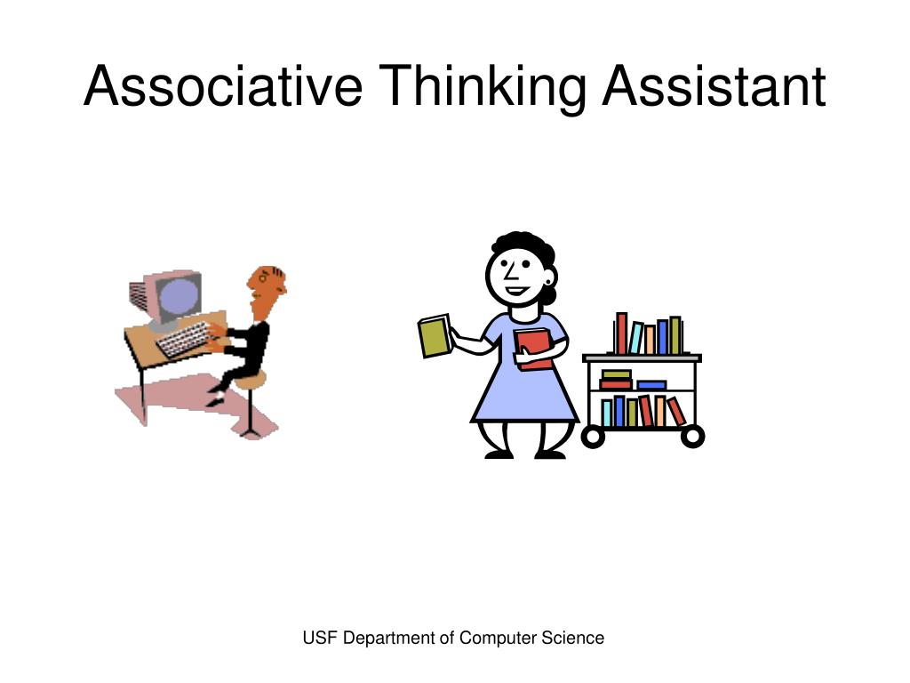 Associative Thinking Assistant